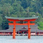 厳島神社初詣2017のフェリーの時間や駐車場は?出店情報についても!